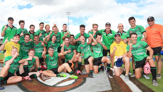 2016 Cyril Connell Cup winning Townsville Blackhawks