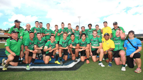 Townsville Blackhawks - 2016 Mal Meninga Cup winners