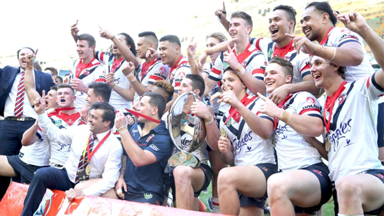 Sydney Roosters - 2016 NYC Premiers (Photo: Nathan Hopkins, NRL Photos)